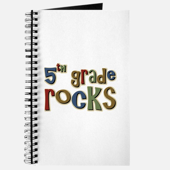 5th Grade Rocks Fifth School Journal