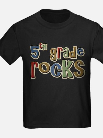 5th Grade Rocks Fifth School T