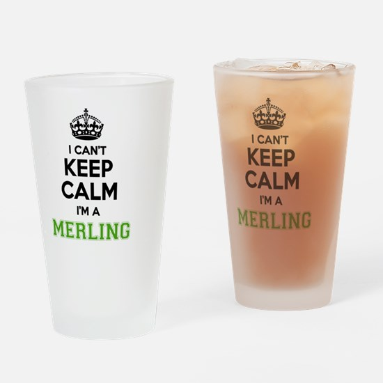 Merl Drinking Glass