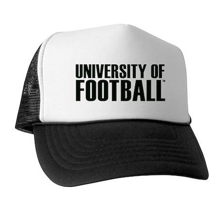 University of Football Classic Trucker Hat-black