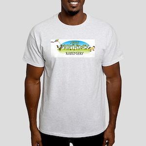 Happy B-Day Rosemary (farm) Light T-Shirt