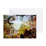 Enchanted Forest #2 Greeting Cards (Pack of 6)
