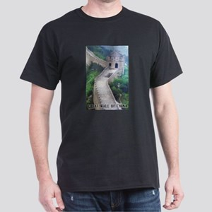 Great Wall Of China Dark T-Shirt