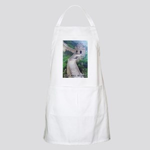 Great Wall Of China BBQ Apron