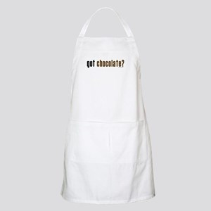 got chocolate? BBQ Apron