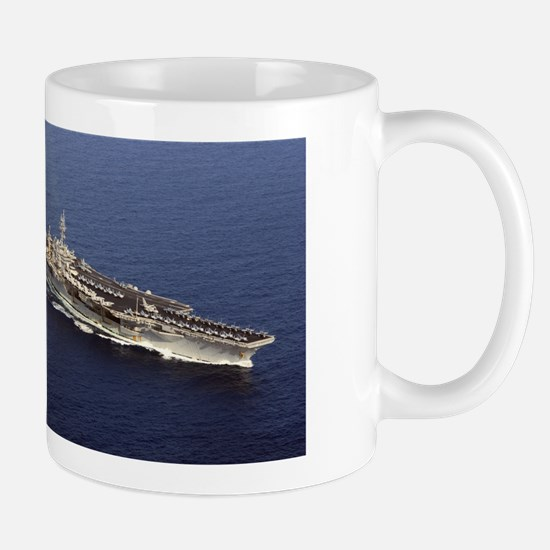 USS Kitty Hawk CV63 Mug Navy Gift