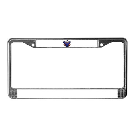 Guillian Barre Syndrome License Plate Frame