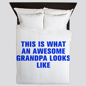 This is what an awesome grandpa looks like-Akz blu