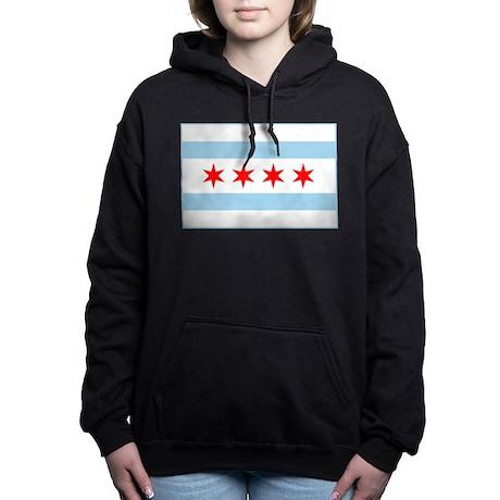 Flag Pullover 150051838 City Of Hoodie Chicago Cafepress qBFftB