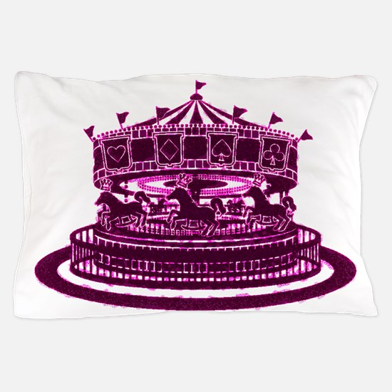 Carousel Pillow Case
