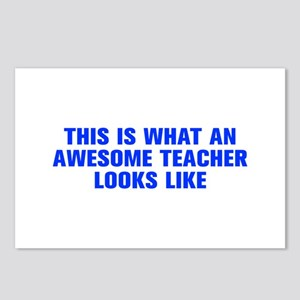 This is what an awesome teacher looks like-Akz blu