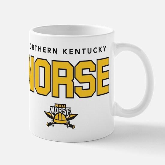 Northern Kentucky NKU Norse Mugs