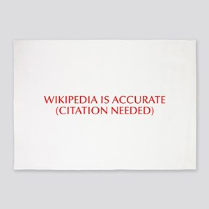 Wikipedia is accurate citation needed-Opt red 5'x7