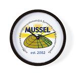 MUSSELp Wall Clock