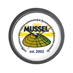 MUSSELp Wall Clock