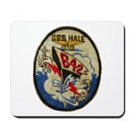 USS HALE Mousepad