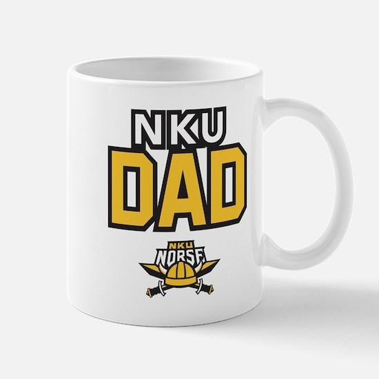 Northern Kentucky NKU Norse Dad Mugs
