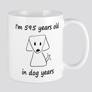 85 dog years 6 Mugs