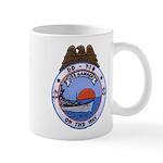 USS HAMNER Mug