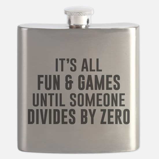 Divide By Zero Flask