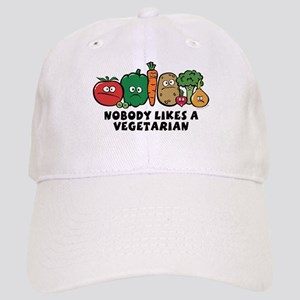 Nobody Likes a Vegetarian Cap