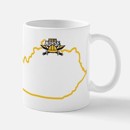 Northern Kentucky NKU Norse State Location Mugs