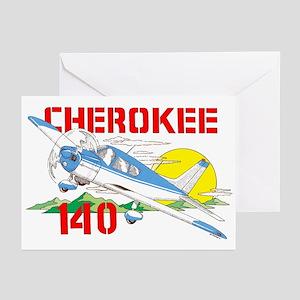 CHEROKEE 140 Greeting Cards (Pk of 10)