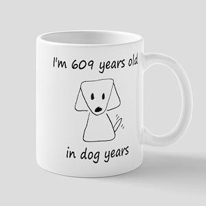 87 dog years 6 Mugs