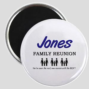 Jones Family Reunion Magnet