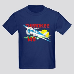 CHEROKEE 140 Kids Dark T-Shirt