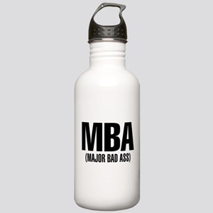 MBA- Major Bad Ass Stainless Water Bottle 1.0L