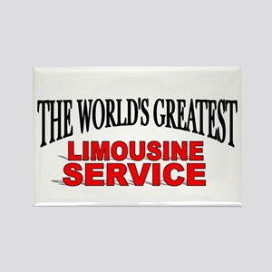"""The World's Greatest Limousine Service"" Rectangle"