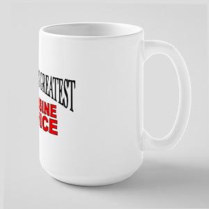 """The World's Greatest Limousine Service"" Large Mug"