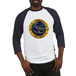 USS HAYNSWORTH Baseball Jersey