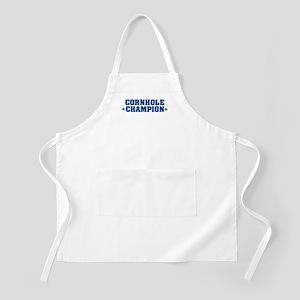 Cornhole * Champion * BBQ Apron