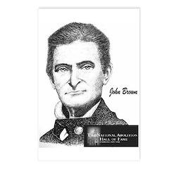 John Brown Postcards (Package of 8)