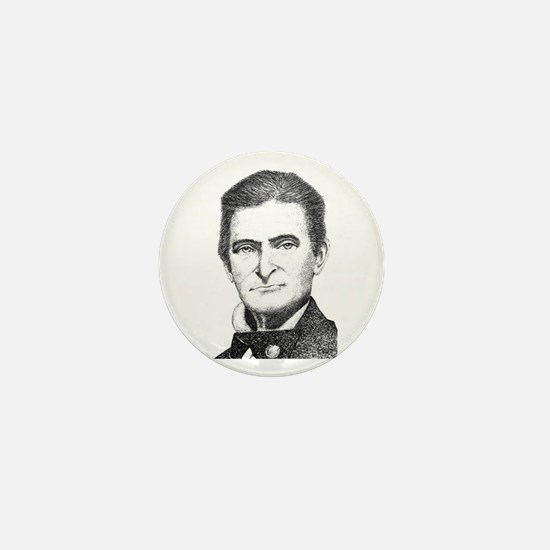 John Brown Mini Button