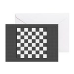 Chess Board Greeting Cards (Pk of 10)