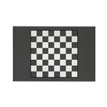 Chess Board Rectangle Magnet (100 pack)