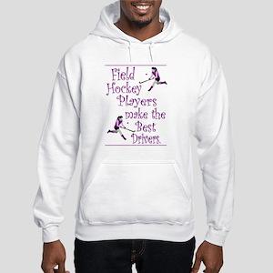 Field Hockey - Purple - Hooded Sweatshirt