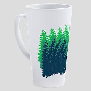 WIND TIME 17 oz Latte Mug