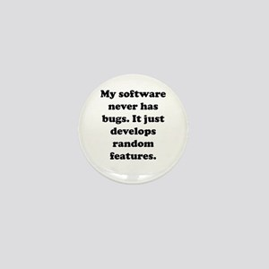 My Software Mini Button