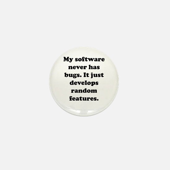 My Software Mini Button