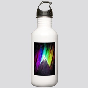 The Cosmic Pyramid Water Bottle
