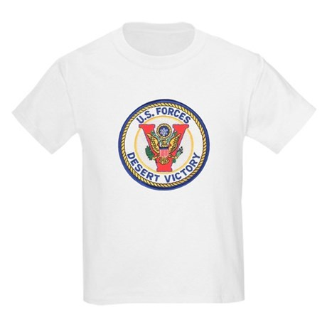 Desert Victory Kids Light T-Shirt