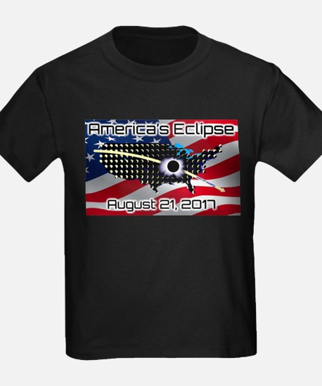 America's Eclipse August 21, 2017 T-Shirt