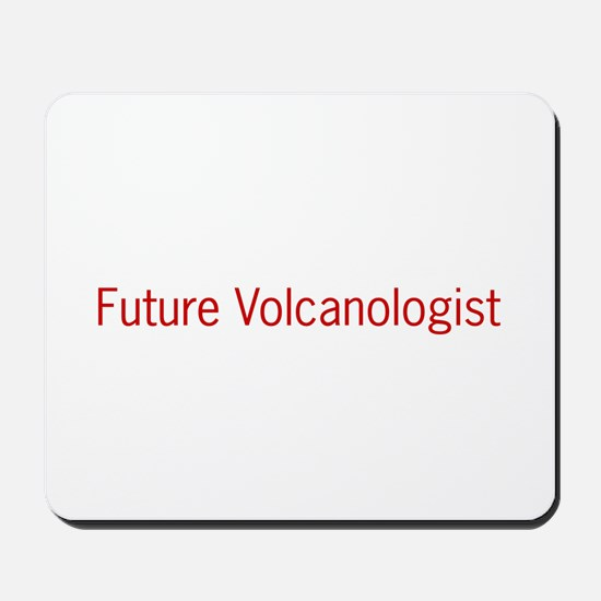 Future Volcanologist Mousepad
