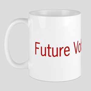 Future Volcanologist Mug