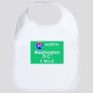 Washington D.C. Interstate 95 North Bib
