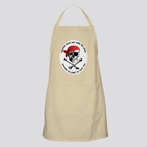 Wenches Plank Choice BBQ Apron
